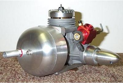 Dub Jett model aircraft engines and accessories - BSE engines