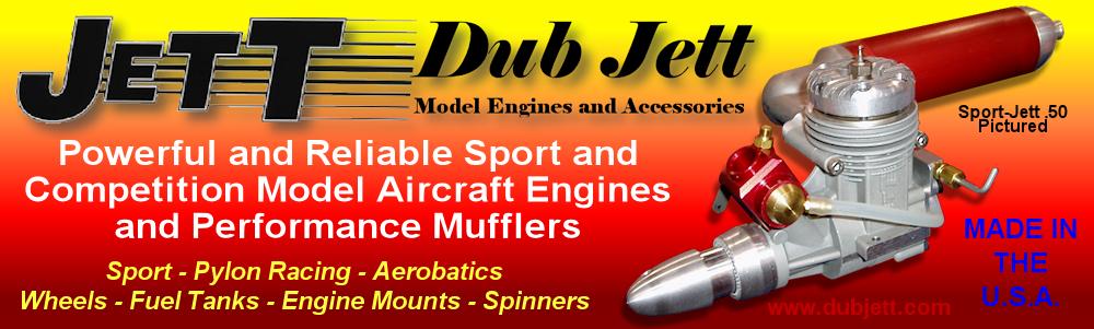 Dub Jett Model Aircraft Engines Jett Engine Saftey And